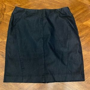 Worthington Size 10P Skirt Mini A-line Career